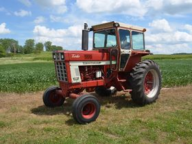 Jerry Everitt Tractorland 65 Year Tractor Collection - Day One - Tractors featured photo 1