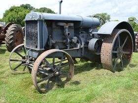 Jerry Everitt Tractorland 65 Year Tractor Collection - Day One - Tractors featured photo 9