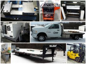 Reliable Machine and Engineering Liquidation Auction featured photo 1