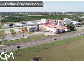 16+/- Acres Improved with 85,900 sf Warehouses, Shop, Office, and Grain Storage featured photo 1