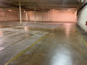 16+/- Acres Improved with 85,900 sf Warehouses, Shop, Office, and Grain Storage featured photo 3