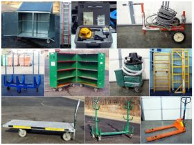 RF Fisher Electrical Liquidation Auction Catalog 4 featured photo 1