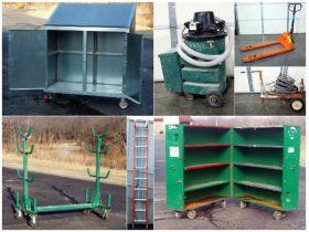 RF Fisher Electrical Liquidation Auction Catalog 4 featured photo 2