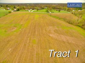 Tract 1 view 10 Acres
