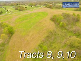 Tracts 8,9,10 all 5 acre parcels