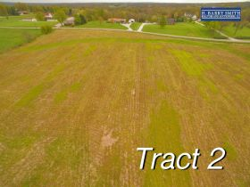 Tract 2 view 2 Acre building site
