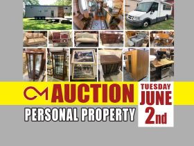 ONLINE MULTI-ESTATE AUCTION: Tiny House, Food Truck/Bus, Antiques, Furniture and More featured photo 1