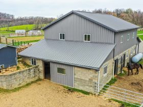 Beautiful Home & Barn on 6.887 Acres featured photo 11