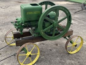 The Pre '30 Auction 2020 - Engines and Project Tractors featured photo 6