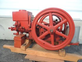 The Pre '30 Auction 2020 - Engines and Project Tractors featured photo 11