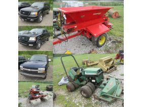 Vehicles, Golf Course/Turf Equipment, Storage Trailer & Tools at Online Auction featured photo 2