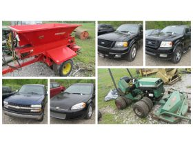 Vehicles, Golf Course/Turf Equipment, Storage Trailer & Tools at Online Auction featured photo 1