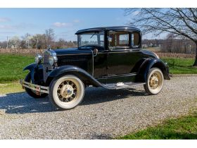 1930 Ford Model A Standard Coupe featured photo 3