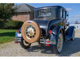 1930 Ford Model A Standard Coupe featured photo 7