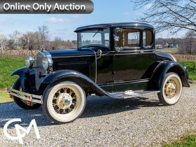 1930 Ford Model A Standard Coupe featured photo 1