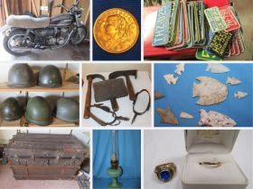 Gold Coin, Collectibles, Motorcycles & More! featured photo 1