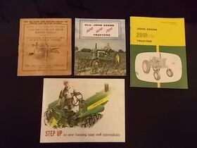 Summer Tractor Literature Online Only Consignment Auction featured photo 11