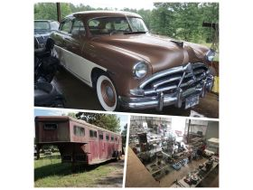 JONES CO. ESTATE LIQUIDATION: CLASSIC CARS, MOTORCYCLES, TOOLS, & PERSONAL PROPERTY featured photo 1
