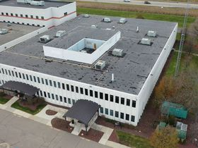161,000 +/- SQ FT Building on 37 +/- Acre Property in Allen Park, Wayne County MI featured photo 1