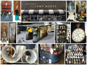 Dave Smith The Lamp Maker Liquidation Auction featured photo 1