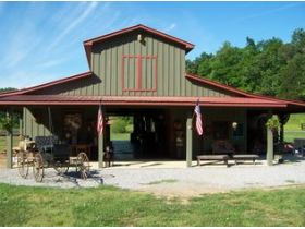 Home and Barns on 510 Acres & Farm Equipment featured photo 2