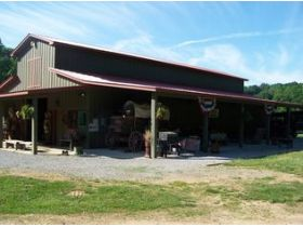 Home and Barns on 510 Acres & Farm Equipment featured photo 3