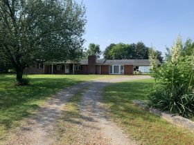 AUCTION featuring 3 BR, 3.5 BA Brick Home + Outbuildings on 30+/- Acres - Offered in Tracts featured photo 5