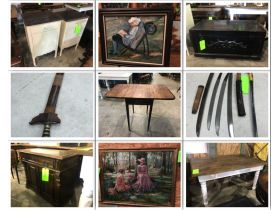Estate of Bobbie Staples - LIVE with Online bidding - Antiques, Swords, Jewelry, Collectibles, Art featured photo 1