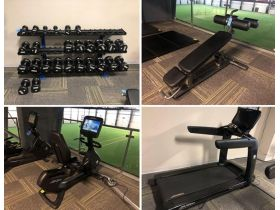 *ENDED*  Fitness/Gym Liquidation - Pittsburgh, PA featured photo 1