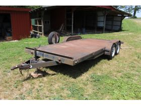 FORD F150 - TRACTOR - ZTR MOWER - STOCK TRAILER - LOWBOY - MACHINERY - MODEL A - CARS - BACKHOE -TOOLS - HOME GOODS - Online Bidding Ends Tuesday, July 14 @ 5:00 PM EDT featured photo 6
