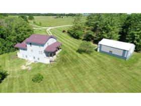 10+/- Acres, Home & Shop in Northern Boone County, 20075 N. Rte. V, Sturgeon, MO 65284 featured photo 4