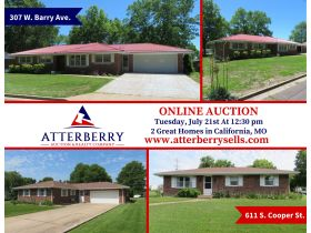 Two Well Cared For Ranch Style Homes in California, MO featured photo 3