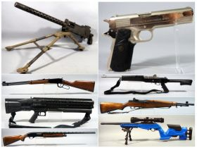 Bring The Heat Firearm And Sportsman Auction featured photo 2
