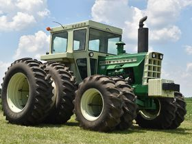Higginbotham Oliver Tractor Collection featured photo 1