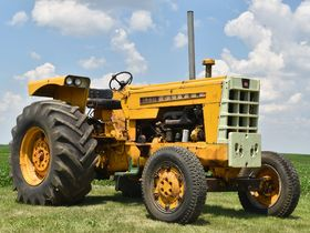 Higginbotham Oliver Tractor Collection featured photo 2