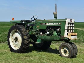 Higginbotham Oliver Tractor Collection featured photo 6