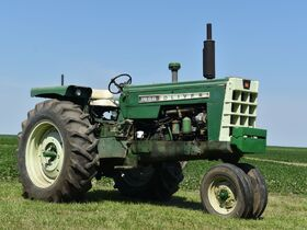 Higginbotham Oliver Tractor Collection featured photo 7