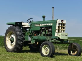 Higginbotham Oliver Tractor Collection featured photo 8