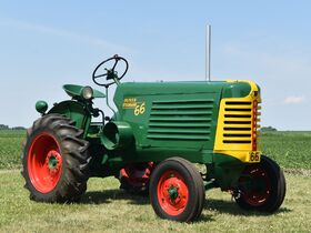 Higginbotham Oliver Tractor Collection featured photo 9