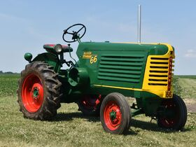 Higginbotham Oliver Tractor Collection featured photo 10