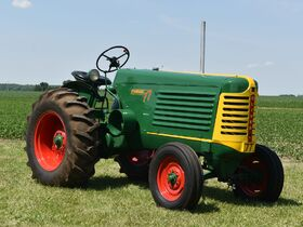 Higginbotham Oliver Tractor Collection featured photo 11