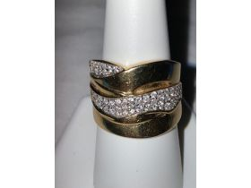 Fabulous 18, 14 and 10 Karat Gold Jewelry Online Auction featured photo 12