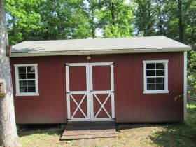 Portable Building, Riding Mower, Furniture, Tools, Etc at Absolute Online Auction featured photo 2