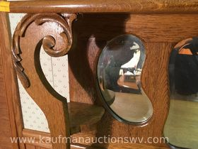 Furniture, Porcelain Dolls, Glassware, Prints 1 of 2 featured photo 6