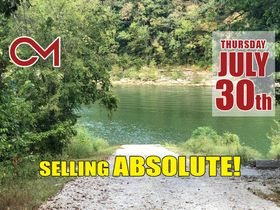 AUCTION Selling Absolute - 4 Center Hill Lake Lots Selling Together - Corner of Easy St & Holiday Haven Dr featured photo 1