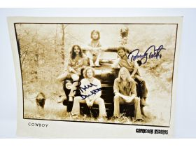 Benefit-N-The BUFF  TRIBUTE TO CHARLIE DANIELS AUTOGRAPH AUCTION featured photo 9
