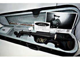 Benefit-N-The BUFF  TRIBUTE TO CHARLIE DANIELS AUTOGRAPH AUCTION featured photo 3