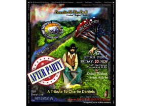 Benefit-N-The BUFF  TRIBUTE TO CHARLIE DANIELS AUTOGRAPH AUCTION featured photo 11