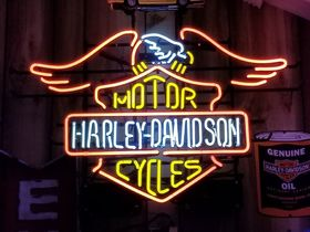 Bob's Gasoline Alley Neon, Clocks and Globes featured photo 8