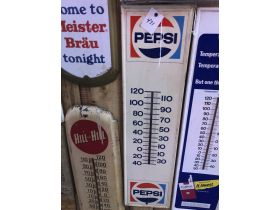 Bob's Gasoline Alley Thermometers and Miscellaneous Signs featured photo 1